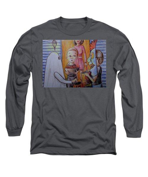 Candy Duty Dan Long Sleeve T-Shirt