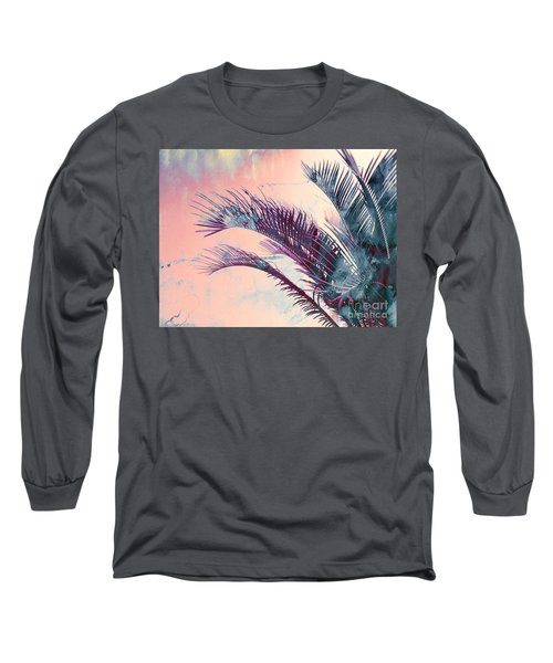 Candy Palms Long Sleeve T-Shirt