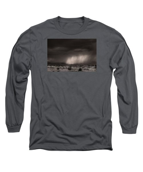 Long Sleeve T-Shirt featuring the photograph Canon City Storm by William Fields