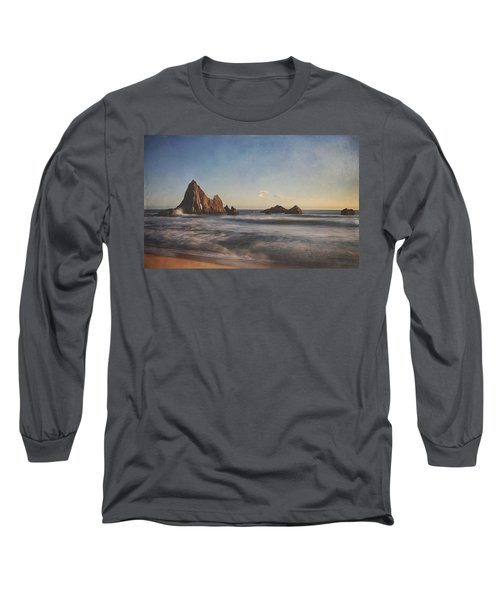 Long Sleeve T-Shirt featuring the photograph Can't Take My Mind Off Of You by Laurie Search