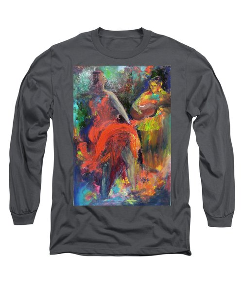 Cantina Serenade Long Sleeve T-Shirt