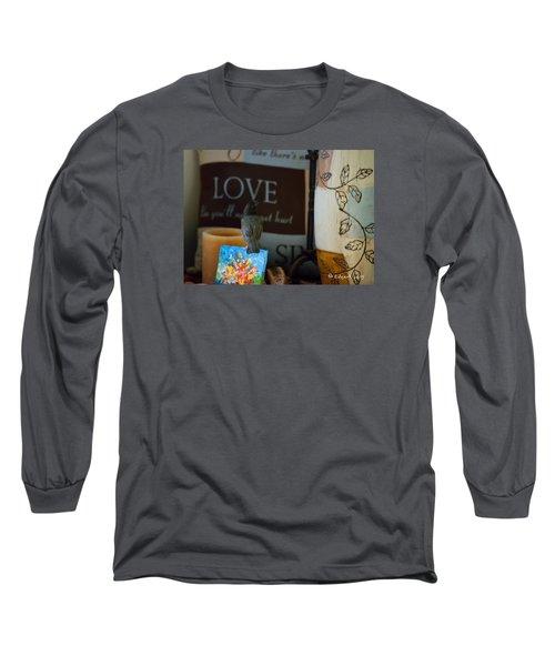Canto De Amor... Long Sleeve T-Shirt
