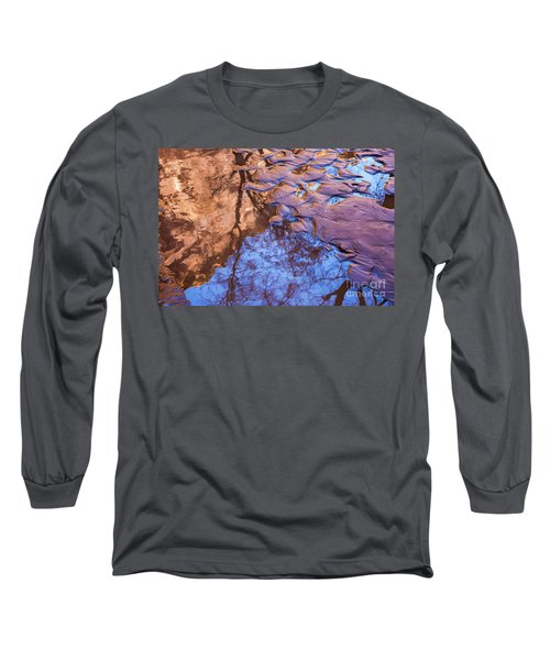 Canyon Reflections Long Sleeve T-Shirt