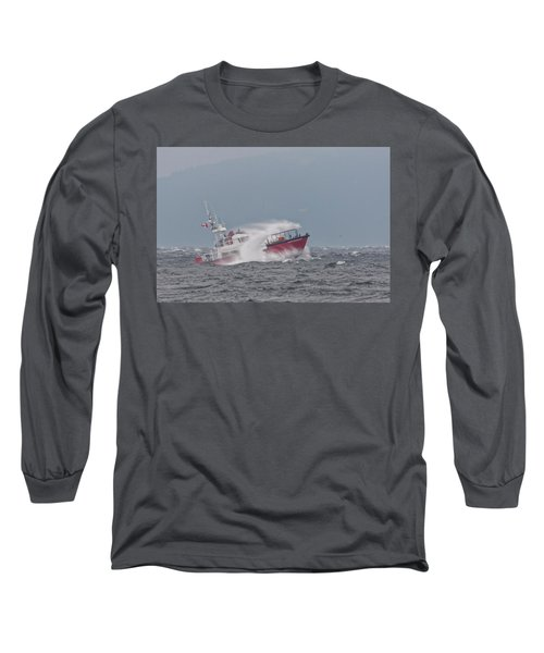 Long Sleeve T-Shirt featuring the photograph Cape Cockburn by Randy Hall
