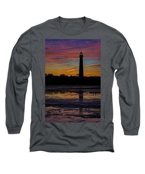 Cape May Afterglow Long Sleeve T-Shirt