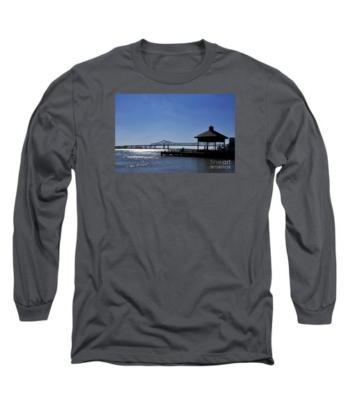 Capitol One Plaza Long Sleeve T-Shirt