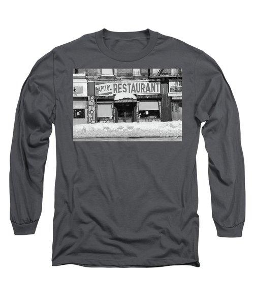 Capitol Winter Long Sleeve T-Shirt