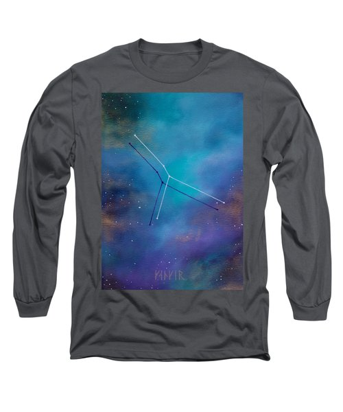 Cancer Constellation Long Sleeve T-Shirt