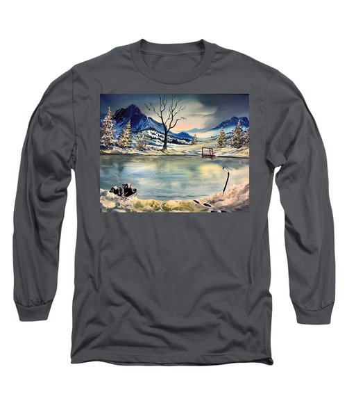 Captain 44 Long Sleeve T-Shirt