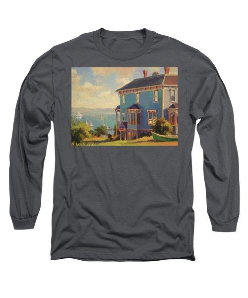 Captain's House Long Sleeve T-Shirt