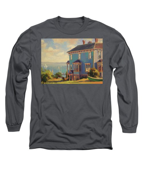 Captain's House Long Sleeve T-Shirt