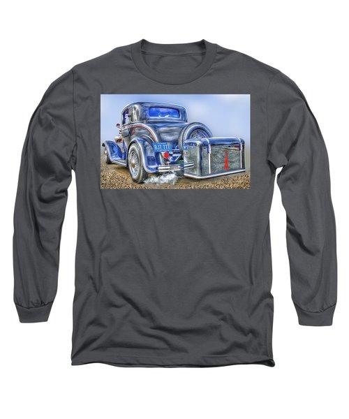 Car 54 Rear Long Sleeve T-Shirt