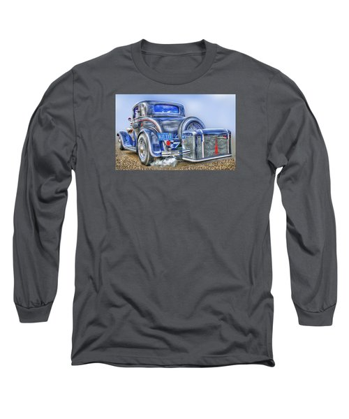 Car 54 Rear Long Sleeve T-Shirt