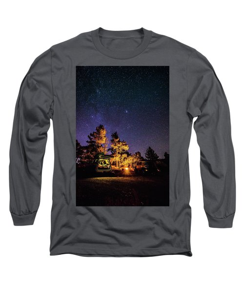 Car Camping Long Sleeve T-Shirt