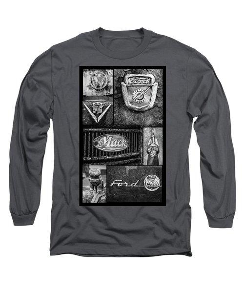 Car Emblems Long Sleeve T-Shirt