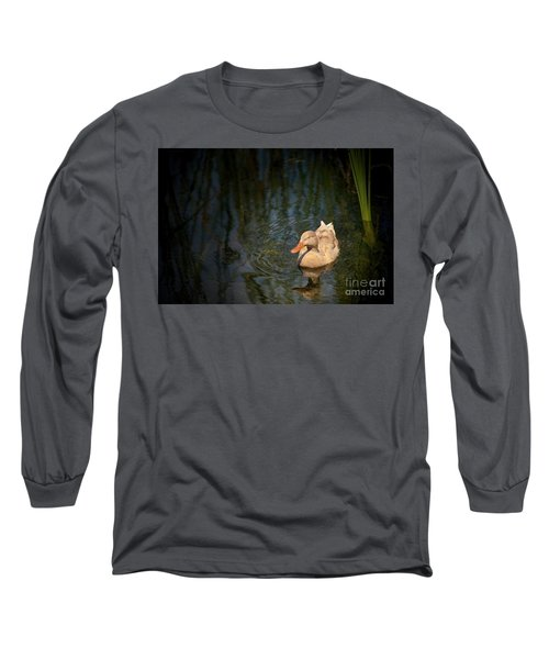 Caramel Mallard Long Sleeve T-Shirt