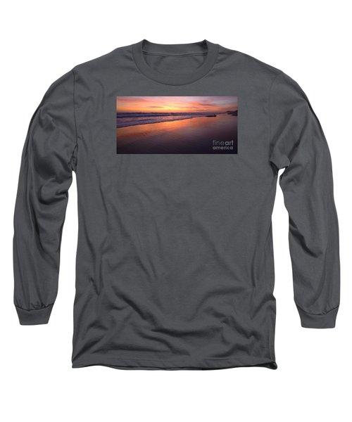 Cardiff To Encinitas  Long Sleeve T-Shirt