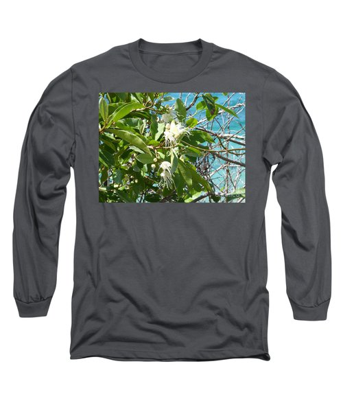 Caribbean Honeysuckle Long Sleeve T-Shirt