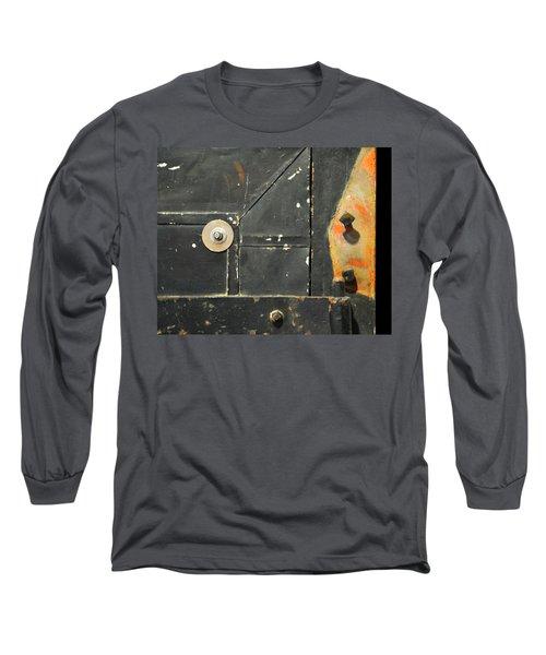 Carlton 10 - Firedoor Detail Long Sleeve T-Shirt