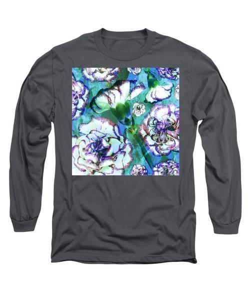 Carnation Dreams Long Sleeve T-Shirt