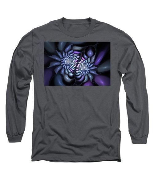 Carnival-12 Blues Long Sleeve T-Shirt