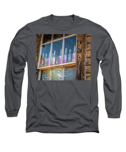 Carnival Glass Long Sleeve T-Shirt