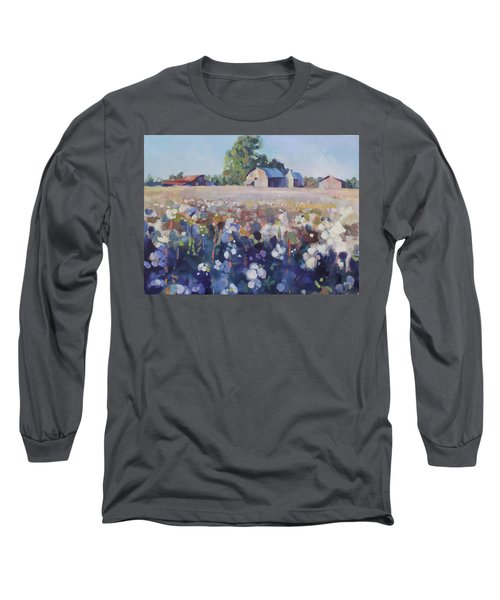 Carolina Cotton II Long Sleeve T-Shirt