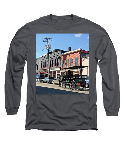 Carriage Long Sleeve T-Shirt