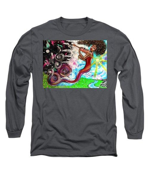 Carry Me Away Long Sleeve T-Shirt