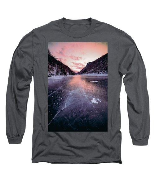 Cascade Ice Long Sleeve T-Shirt