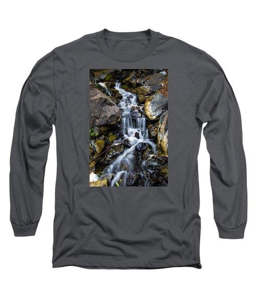 Cascade Long Sleeve T-Shirt by Keith Hawley