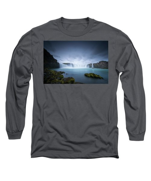 Cascade Of The Gods Long Sleeve T-Shirt