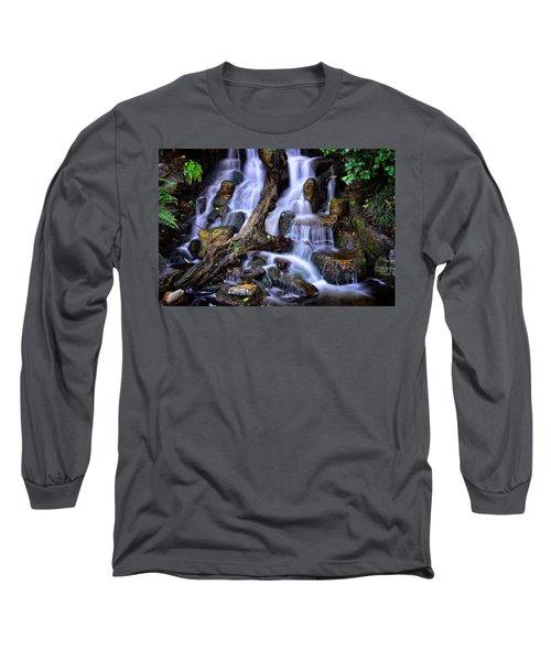 Cascades Long Sleeve T-Shirt