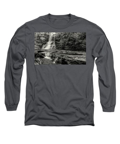 Cascades Waterfall Long Sleeve T-Shirt
