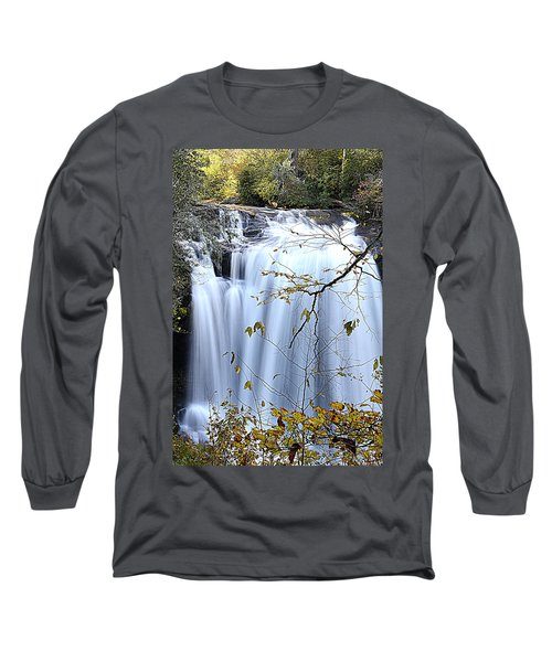 Cascading Water Fall Long Sleeve T-Shirt