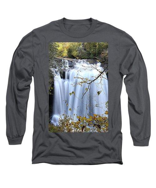 Cascading Water Fall Long Sleeve T-Shirt