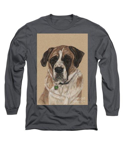Casey  Long Sleeve T-Shirt by Meagan  Visser