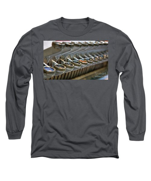 Cash Only Please....lol Long Sleeve T-Shirt by John S