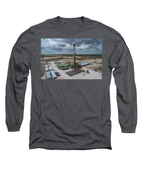 Casing Break Long Sleeve T-Shirt