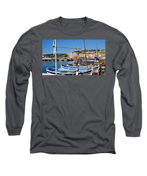 Cassis Harbor Long Sleeve T-Shirt