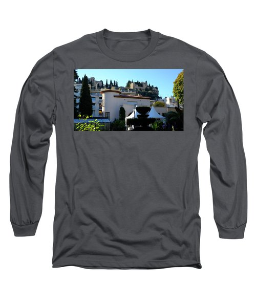Cassis Town View Long Sleeve T-Shirt