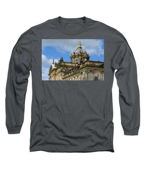 Castle Howard Roofline Long Sleeve T-Shirt