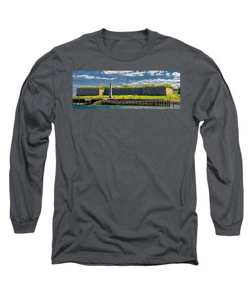 Castle Island Long Sleeve T-Shirt