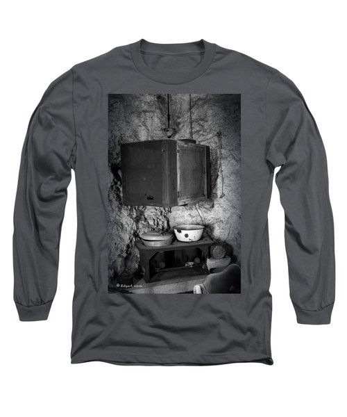 Castle Kitchen Long Sleeve T-Shirt by Edgar Torres