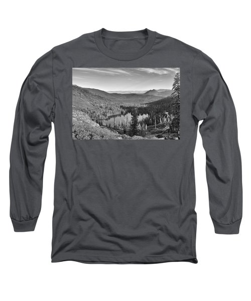 Castle Lake Long Sleeve T-Shirt
