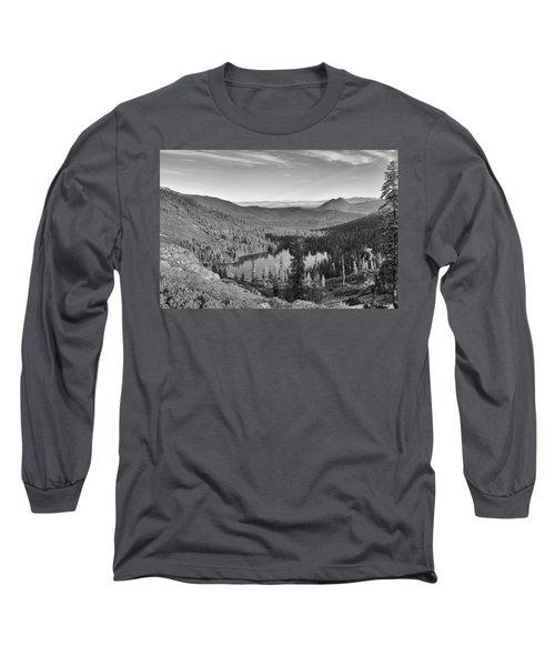 Castle Lake Long Sleeve T-Shirt