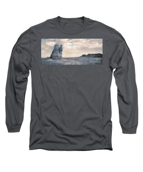 Castles Of Wonder Long Sleeve T-Shirt by Thomas Bomstad