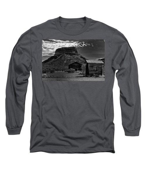 Castolon Ghost Town Long Sleeve T-Shirt