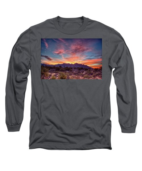 Catalina Skies Long Sleeve T-Shirt