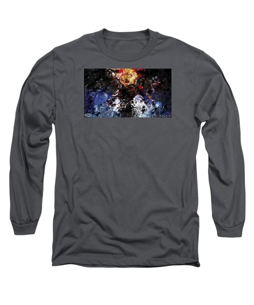 Catalyst Long Sleeve T-Shirt by Holley Jacobs